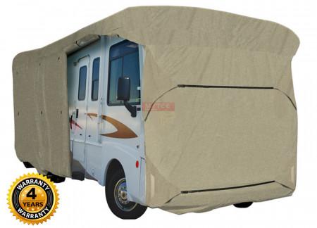 Premium Class A RV Covers - 4Y Warranty