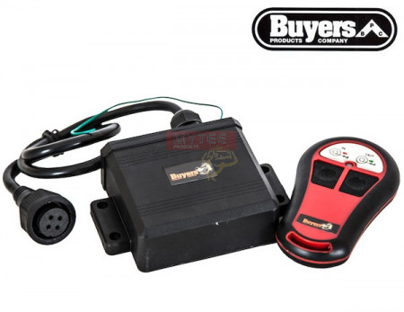 Wireless Remote For Electric Winch