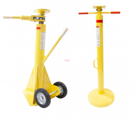 Heavy Duty Semi Trailer Stabilizing Stands