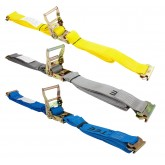 E Track Ratchet Straps (Available in Different Sizes)