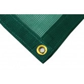 Shade Green Mesh Tarps
