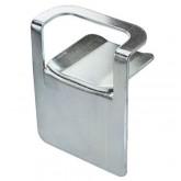 Steel Corner Protector w/ Chain Slot