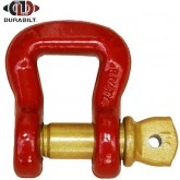 Web Shackle Made with Forged Alloy Steel & Alloy Screw Pin