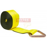 4 in. x 30 ft. Winch Strap with Delta Ring