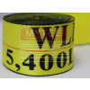 4 in. x 30 ft. Winch Strap with Flat Hook